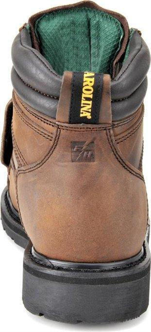 "Carolina Men's 6"" Broad Toe External MetGuard - Steel Toe MENS BOOTLACE MET GUARDS/S-T CAROLINA SHOE COMPANY"