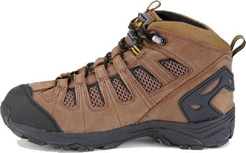 "Carolina Men's 6"" Waterproof 4x4 Hiker - Non Safety MENS BOOTLAC HIKERNON-SAFETY CAROLINA SHOE COMPANY"