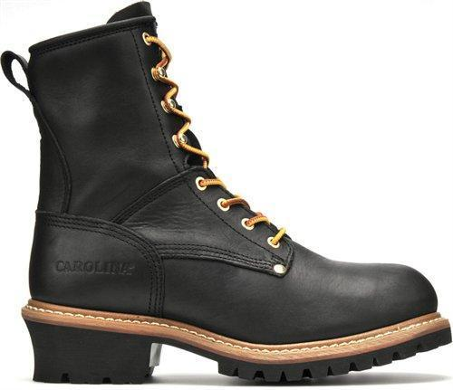 "Carolina Men's 8"" Logger - Non-Safety MENS BOOTLACE WORKNON-SAFETY CAROLINA SHOE COMPANY"