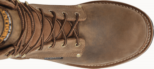 "Carolina Men's - 8"" Poplar - Round Toe MENS LACEWATERPRF NON- SAFETY CAROLINA SHOE COMPANY"