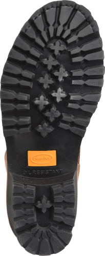 "Carolina Men's 8"" Waterproof Insulated Logger - Round Steel Toe MENS LACEINSULATEDSAFETY CAROLINA SHOE COMPANY"