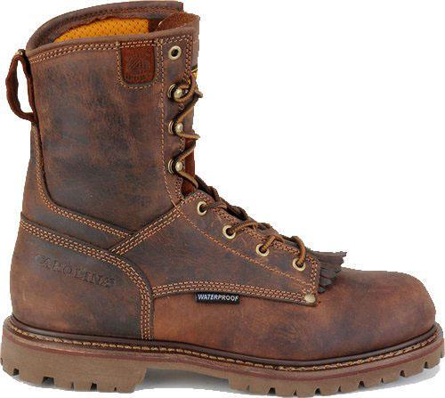"Carolina Men's 8"" Waterproof - Non-Safety MENS LACEWATERPRF NON- SAFETY CAROLINA SHOE COMPANY"