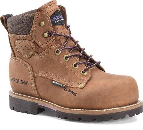 "Carolina Women's - 6"" Parthenon - Composite Toe WOMEN LACEWTRPROOFSAFETY TOE CAROLINA SHOE COMPANY"