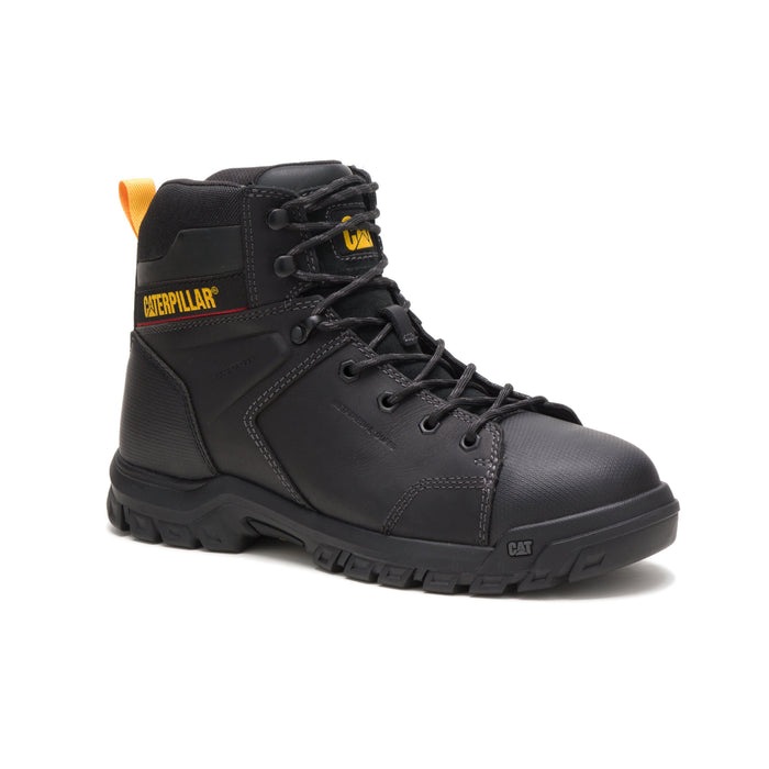 "Caterpillar Men's - 6"" Waterproof Wellspring - Steel toe MENS BOOTLACE MET GUARDS/S-T CATERPILLAR INC"