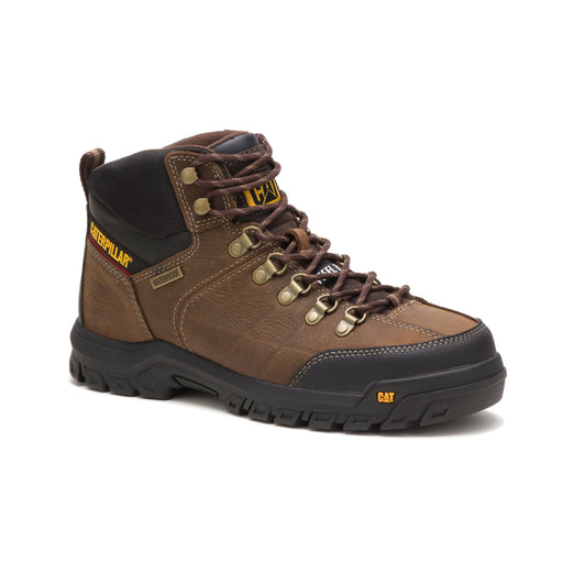 Caterpillar Men's - Threshold Waterproof - Steel toe MENS LACEWATRPROOFSAFETY TOE CATERPILLAR INC