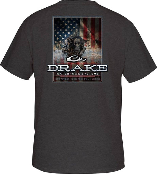 Drake - Charging Patriot T S/S ME.AP.SHIRT T-SHIRT ICON OUTDOORS LLC
