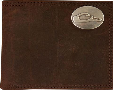 Drake - Leather Bi-Fold Wallet ACC.LEATHER WALLET MENS ICON OUTDOORS LLC