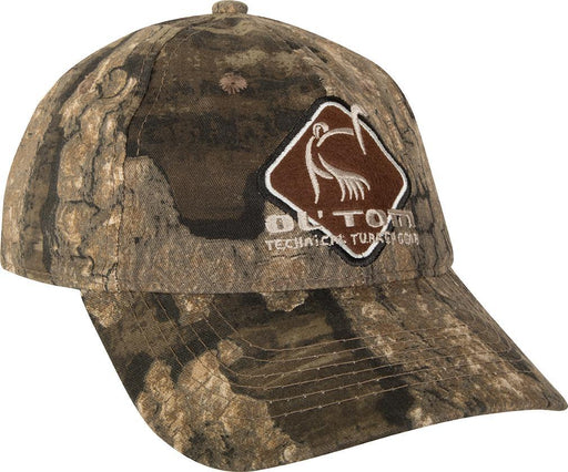 Drake - Realtree TimberCamo Cotton Ol' Tom Diamond Logo Cap ACC.HAT CAP ICON OUTDOORS LLC