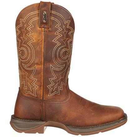 "Durango Men's 12"" Rebel - Steel Toe MENS BOOTS-T WESTERN & WORK DURANGO BOOT"