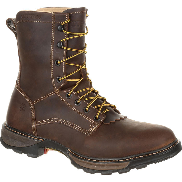 "Durango Men's - 8"" Maverick XP Waterproof - Round toe MENS LACEWATERPRF NON- SAFETY DURANGO BOOT"
