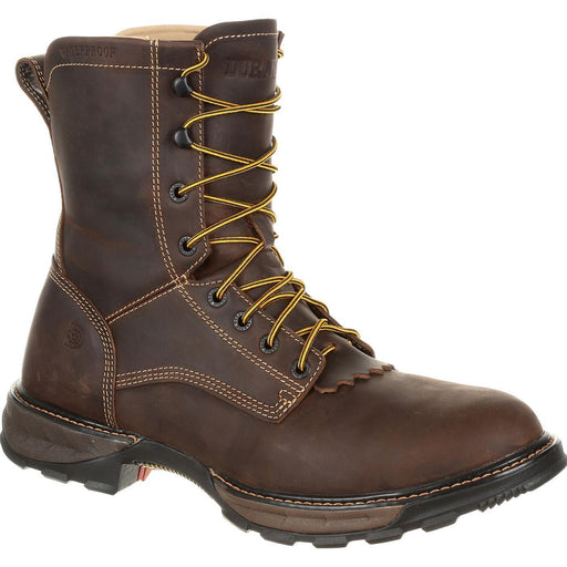 "Durango Men's - 8"" Maverick XP Waterproof - Steel toe MENS LACEWATRPROOFSAFETY TOE DURANGO BOOT"