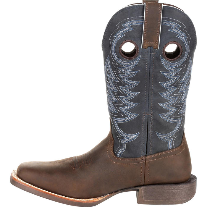 Durango Men's - Rebel Pro Denim Blue - Square toe MENS WESTERN SQUARETOE DURANGO BOOT