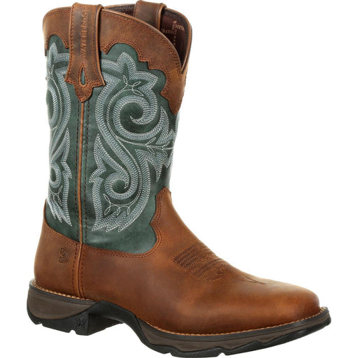 "Durango Women's - 10"" Lady Rebel Waterproof - Square toe WOMENS BOOT WTRPROOFNON-SAFTY DURANGO BOOT"
