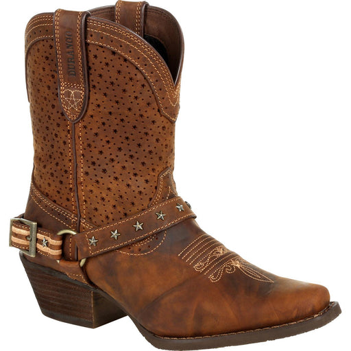 "Durango Women's - 8"" Crush Ventilated - Snip toe WOMENS BOOT FASHION DURANGO BOOT"