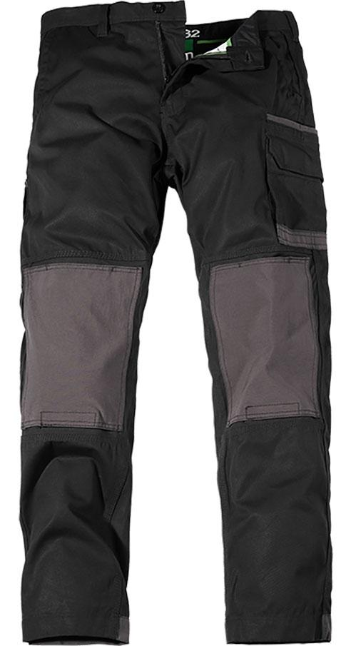 FXD Men's - WP 1 Work Pants WORK AP.CARGO CANVAS FUNCTION BY DESIGN