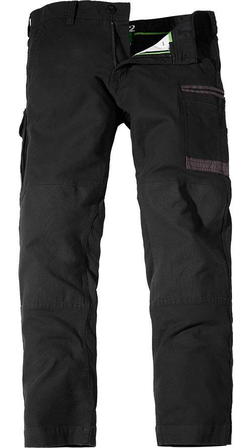 FXD Men's - WP 3 Work Pants - Stretchy WORK AP.CARGO CANVAS FUNCTION BY DESIGN