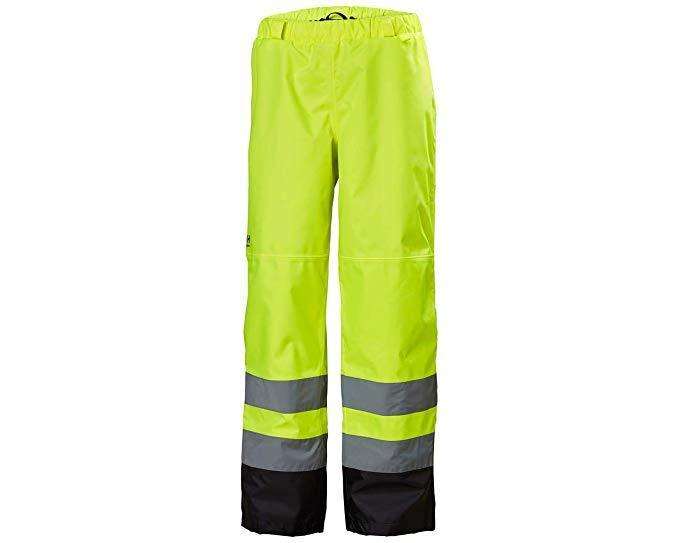 Helly Hansen Men's - Alta Shell Pant - High Vis ME.AP.OUTERWEAR HI VISABIL HELLY HANSEN