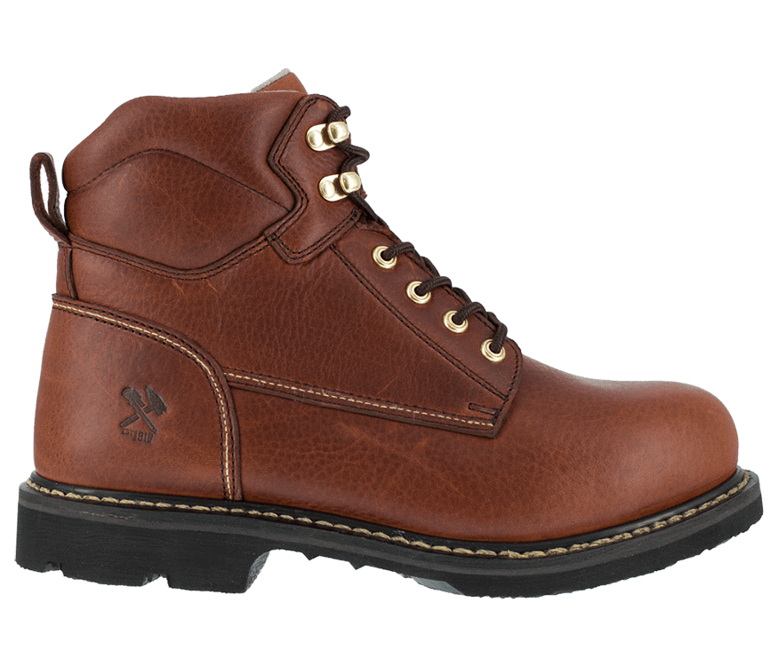 "Iron Age Men's - 6"" Groundbreaker - Steel Toe MENS BOOTLACE STEEL-TOE WARSON GROUP INC"