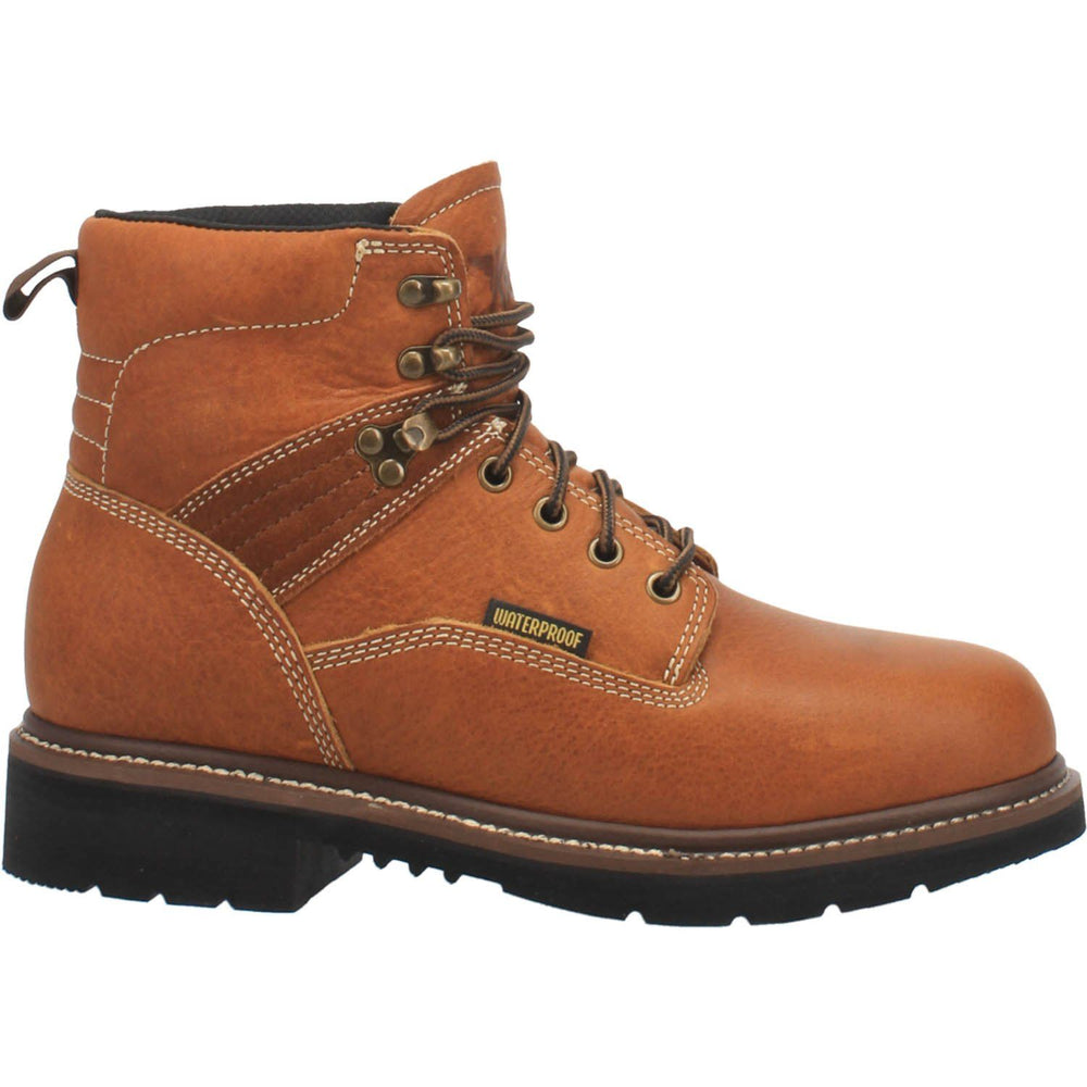 "K46 6"" EH Waterproof Work Boot - Steel Toe MENS LACEWATRPROOFSAFETY TOE K46"
