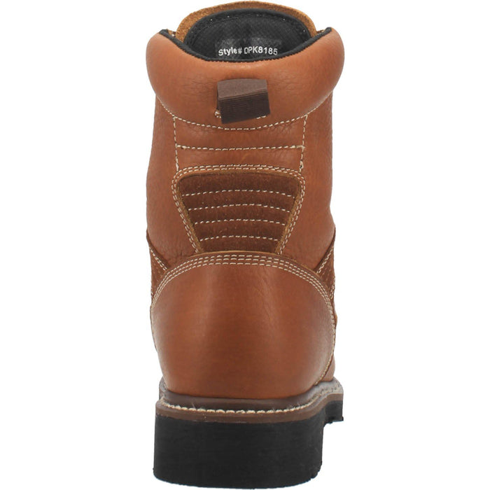 "K46 8"" Waterproof Work Boot - Round Toe MENS LACEWATERPRF NON- SAFETY K46"