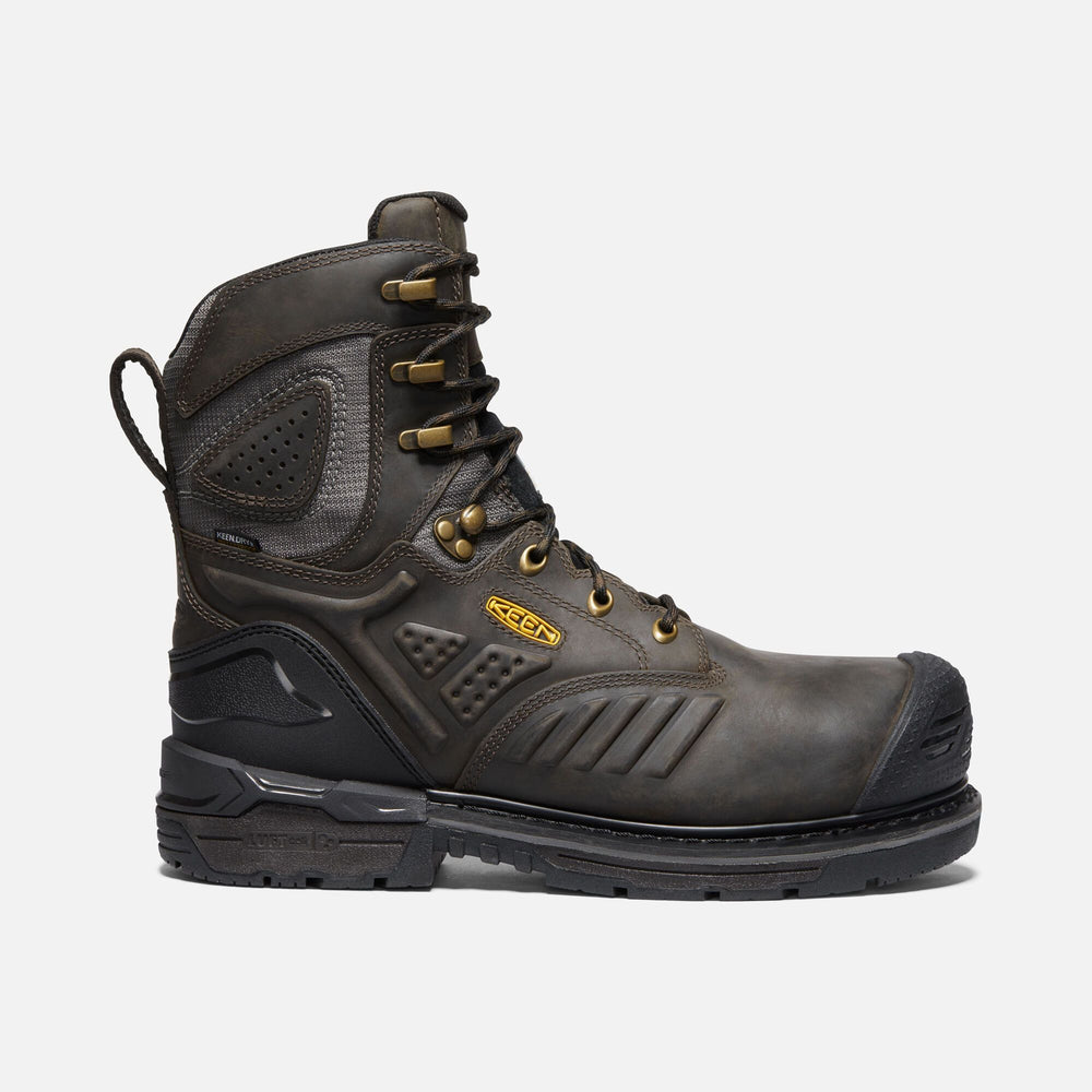 "Keen Men's - 8"" CSA Philadelphia+ Insulated/Waterproof - Carbon toe MENS LACEINSULATEDSAFETY KEEN FOOTWEAR"