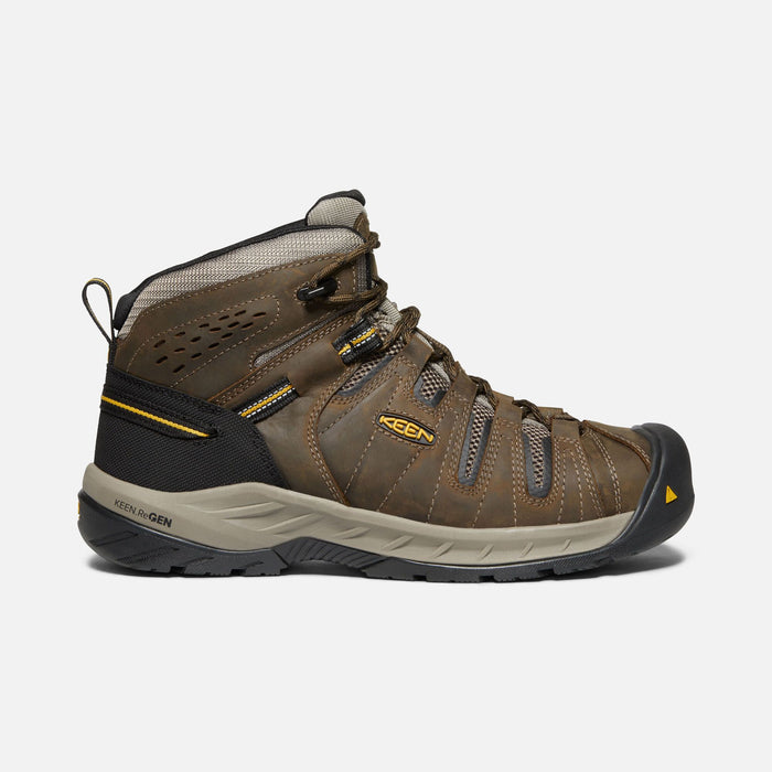 "Keen Men's - Flint II 6"" - Steel Toe MENS BOOTLACE STEEL-TOE KEEN FOOTWEAR"