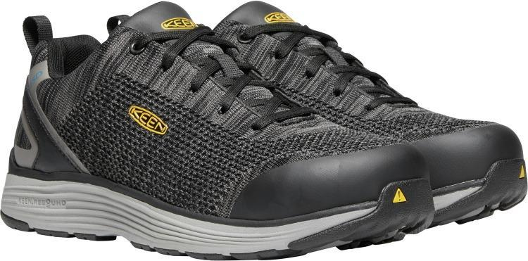 Keen Men's - Sparta ESD - Aluminum toe MENS LACESTATIC DISIPATIVE SAFETY TOE KEEN FOOTWEAR