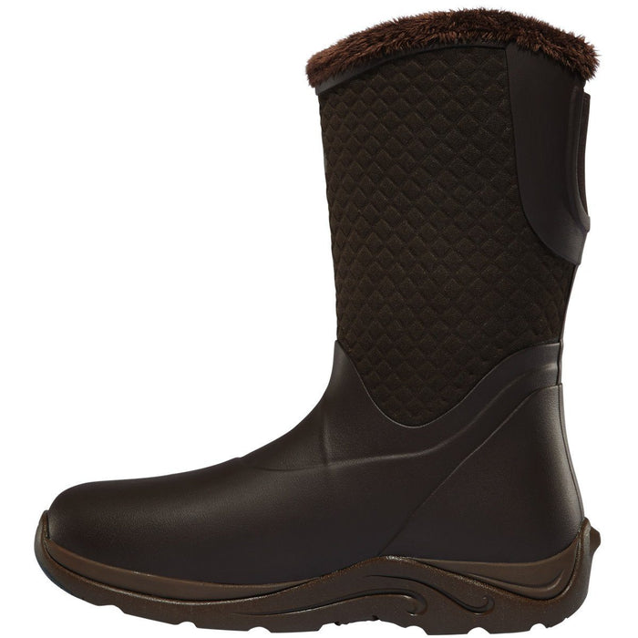 "Lacrosse Women's - Gusseted 10"" Alpha Cozy - Round Toe WOMENS BOOT MISC.RUBBER LACROSSE FOOTWEAR INC"