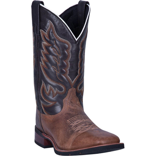 "Laredo Men's - 11"" Montana - Broad Square Toe MENS WESTERN SQUARETOE DAN POST BOOT COMPANY"