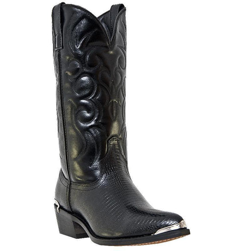 "Laredo Men's 12"" Atlanta Snake Print Leather - J Toe MENS BOOTWESTERN DAN POST BOOT COMPANY"
