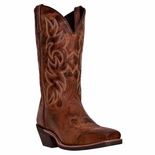 "Laredo Men's 12"" Breakout – Square Toe MENS WESTERN SQUARETOE DAN POST BOOT COMPANY"