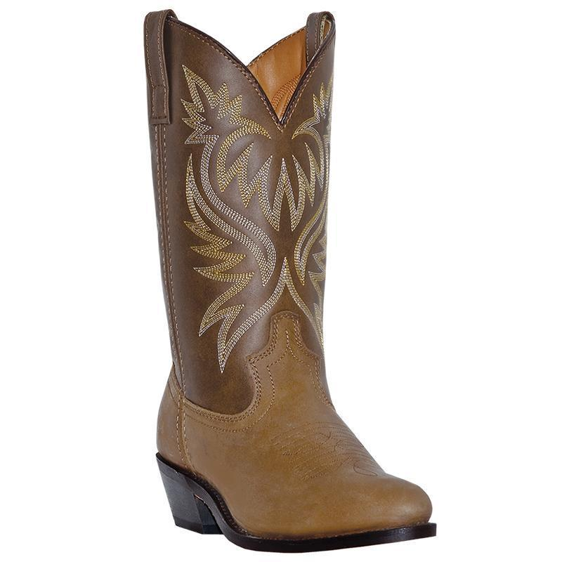 "Laredo Men's 12"" London - R Toe MENS BOOTWESTERN DAN POST BOOT COMPANY"