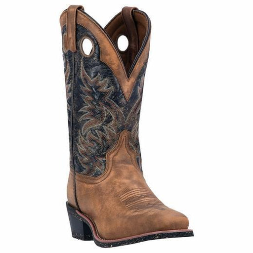 "Laredo Men's 12"" Stillwater - Square Toe MENS WESTERN SQUARETOE DAN POST BOOT COMPANY"