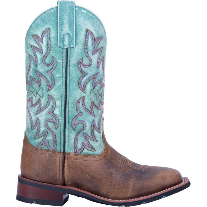 "Laredo Women's - 11"" Anita - Broad Square Toe WOMENS BOOT WESTERNSQUARE TOE DAN POST BOOT COMPANY"