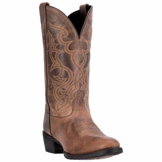 "Laredo Women's 11"" Maddie – Round Toe WOMENS BOOT WESTERNRUBBR SOLE DAN POST BOOT COMPANY"