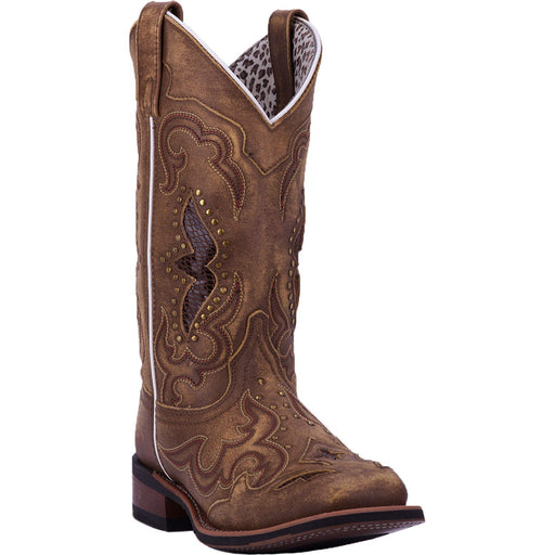 "Laredo Women's - 11"" Spellbound - Broad Square Toe WOMENS BOOT WESTERNSQUARE TOE DAN POST BOOT COMPANY"