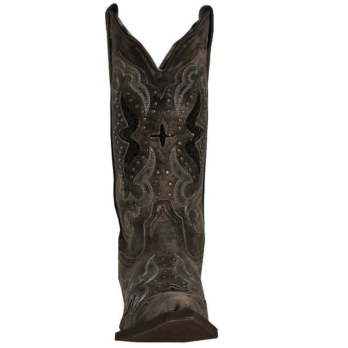 "Laredo Women's 13"" Lucretia - Snip Toe WOMENS BOOT FASHION DAN POST BOOT COMPANY"