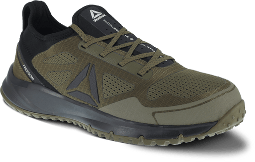 Reebok Men's - All Terrain Work Shoe - Steel Toe MENS BOOTLACE STEEL-TOE WARSON GROUP INC