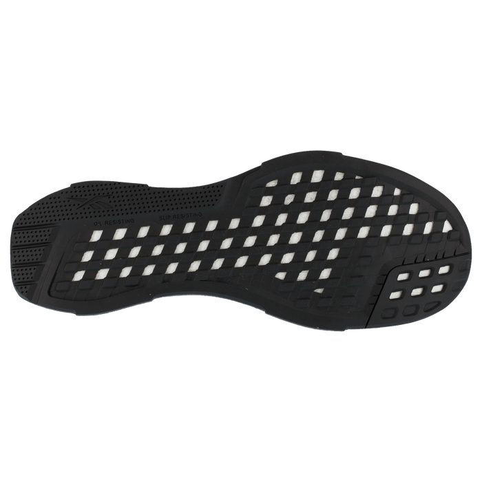 Reebok Men's - Black Fusion Flexweave™ - Comp Toe MENS LACESTATIC DISIPATIVE SAFETY TOE WARSON GROUP INC