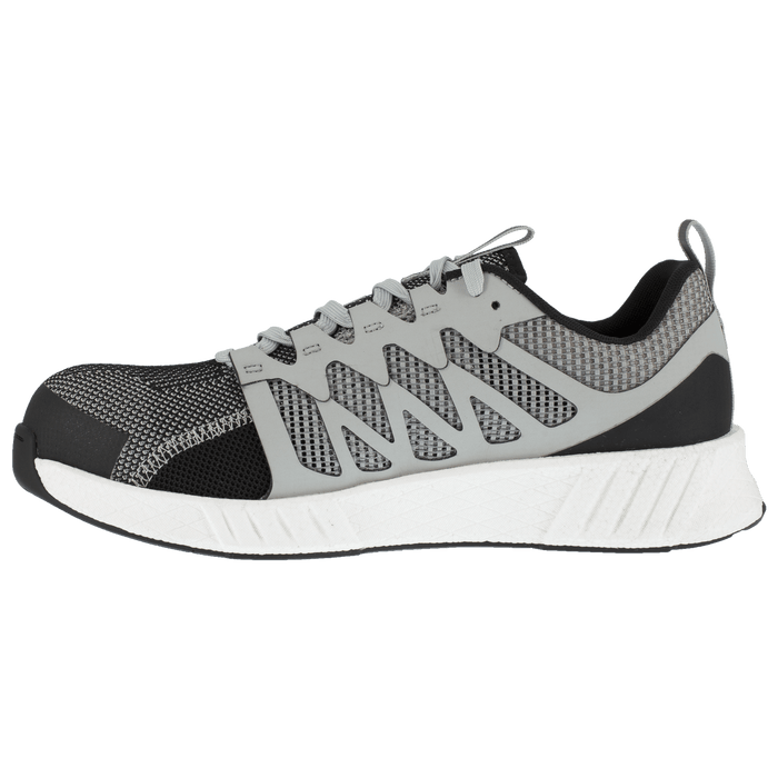 Reebok Men's - Grey Fusion Flexweave™ - Comp Toe MENS BOOTLACE COMPSAFETY TOE WARSON GROUP INC