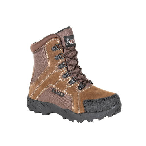 "Rocky Kid's - 6"" Insulated Hunting Boot - Reinforced toe CHILDRENSBOOTINSULATED ROCKY SHOES & BOOTS INC"