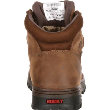 "Rocky Men's 6"" Outback GORE-TEX® Waterproof Hiker - Round Non-Safety Toe MENS BOOTLAC HIKERNON-SAFETY ROCKY SHOES & BOOTS INC"