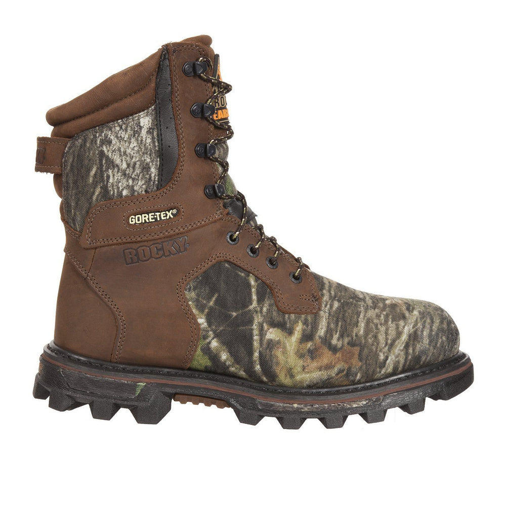 Rocky Men's Bearclaw 3D Goretex® Waterproof Insulated Hunting Boot MENS BOOTLACE HUNTING ROCKY SHOES & BOOTS INC