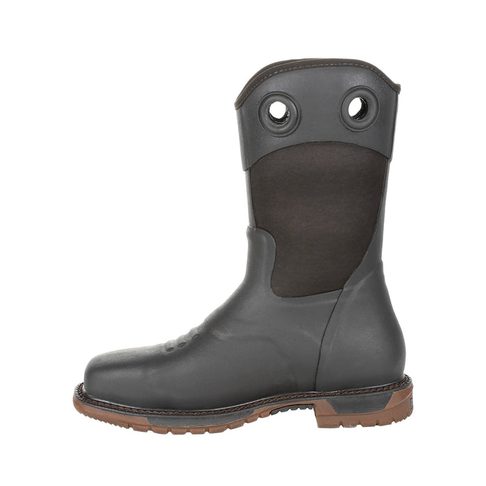 "Rocky Women's - 11"" Original Ride FLX Waterproof - Square toe WOMENS BOOT MISC.RUBBER ROCKY SHOES & BOOTS INC"