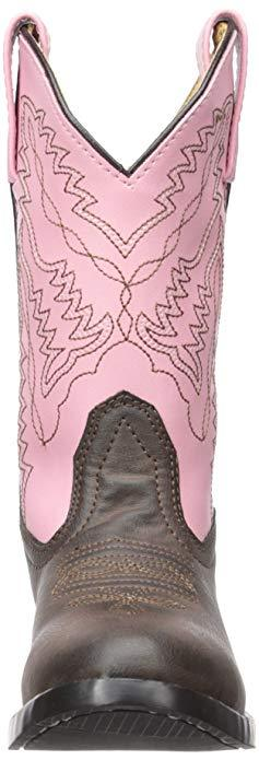 Smoky Mountain Kids - Hopalong Boot - Round Toe INFANTS BOOT WESTERN SMOKY MOUNTAIN BOOTS