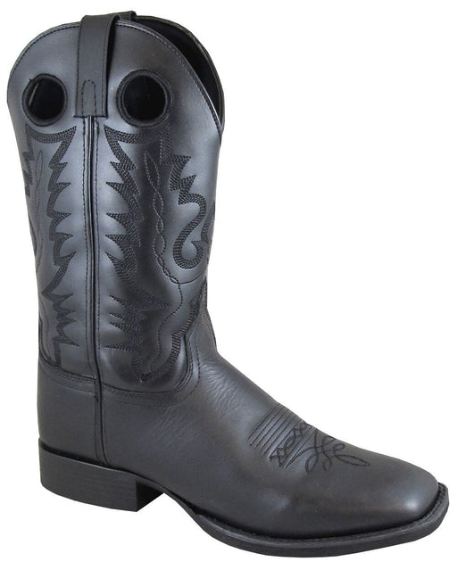 Smoky Mountain Men's - Outlaw Western Boot - Square Toe MENS WESTERN SQUARETOE SMOKY MOUNTAIN BOOTS