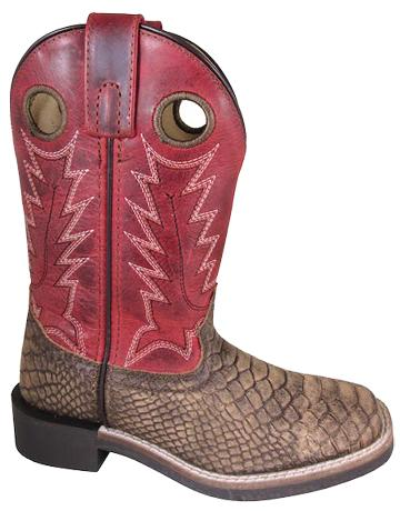 Smoky Mountain Youth - Viper Western Boot - Square Toe CHILDRENSBOOTSQ TOE SMOKY MOUNTAIN BOOTS