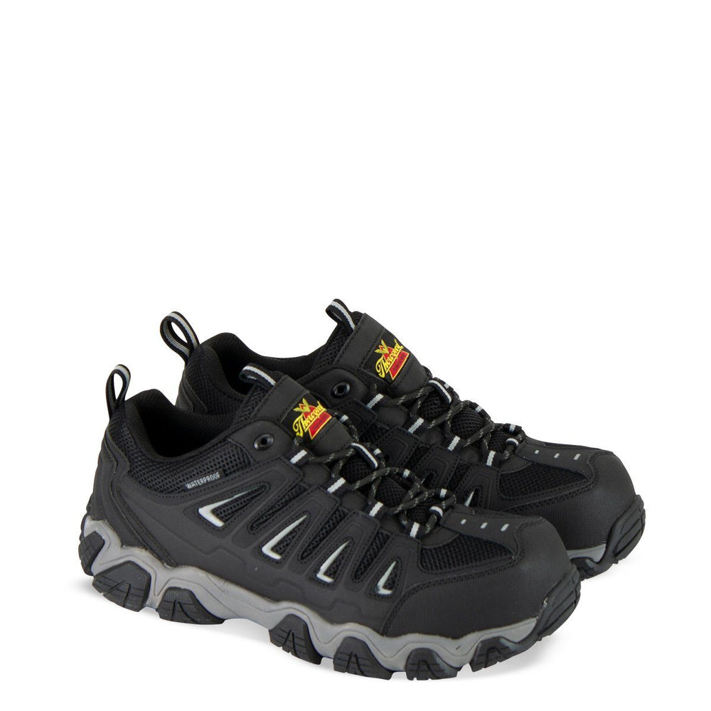 Thorogood Men's - Crosstrex Series Waterproof Hiker - Composite toe MENS LACEWATRPROOFSAFETY TOE WEINBRENNER SHOE CO. INC