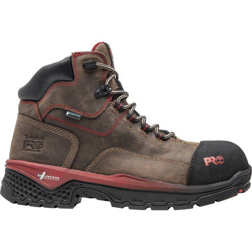 "Timberland PRO Men's - 6"" Bosshog Waterproof - Composite toe MENS LACEWATRPROOFSAFETY TOE TIMBERLAND"