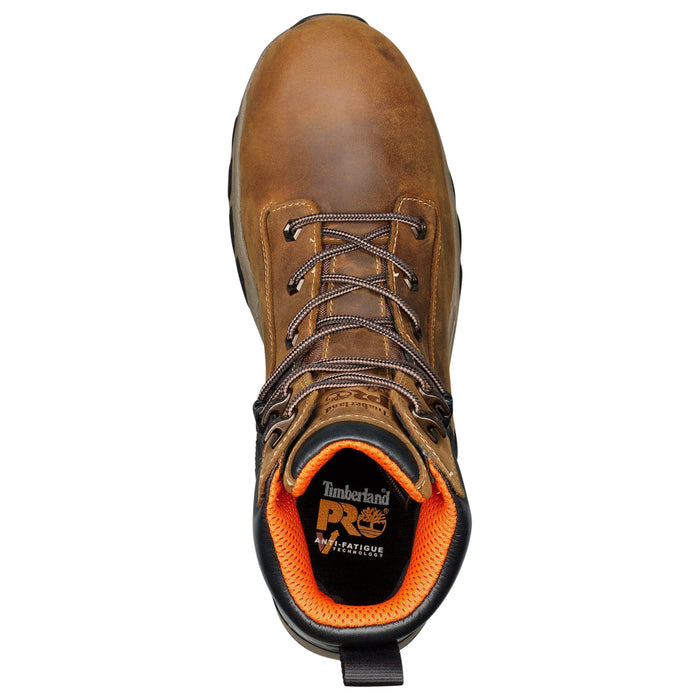 "Timberland PRO Men's - 6"" Hypercharge Waterproof - Round toe MENS LACEWATERPRF NON- SAFETY TIMBERLAND"